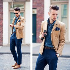 The Groom on Pinterest  Groom Style, Blue Suits and Bolo Tie