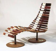 Wine Barrel Furniture Design