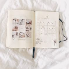 "daisy � op Instagram: ""monthly spread: may ���� ��� i can't believe april is almost over but i'm ready for a new month with hopefully less stress & more sunlight…"""