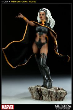 Marvel Storm Premium Format Figure by Sideshow Collectibles | Sideshow Collectibles