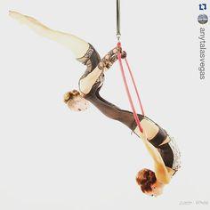 "BeastlyBuilt on Instagram: ""Awesome doubles! #beastlybuilt #aerialist #aerialacrobatics #acro #circus #aerialfitness #aerialdancer #aerialfit #aerialistofig…"""
