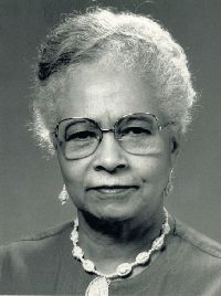 Marjorie Peebles-Meyers: first African American woman to graduate from Wayne State University Medical School, the first to be accepted as an intern at Detroit Receiving Hospital, and the first to become Chief Resident of a major Detroit hospital.