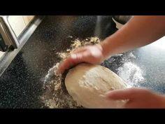 cesto na domáci zemiakový chlieb - YouTube