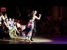 "Javier Rodriguez y Virginia Pandolfi, Russia, Moscow, Milonga ""Grande tango Ball""  2-4"