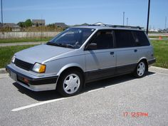 Dodge/Plymouth Colt Vista Wagon
