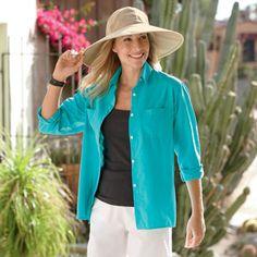 c8152723820 Women s Versatile Shirt. Sun ShirtSun Protective ClothingSun ProtectionComfortable  OutfitsUnderarmTravel ...
