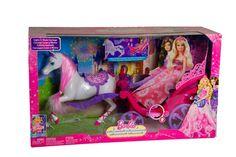 La Princesa y la Estrella de Pop Barbie, marca Mattel.