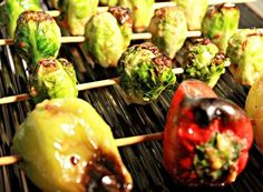The Best Grilled Brussels Sprouts Recipe - Healthy Recipes -