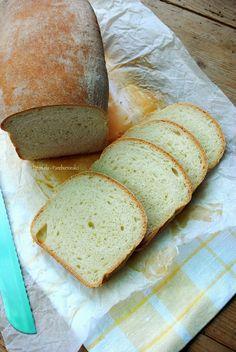Pane, burro e alici: Pancarrè a lievitazione naturale