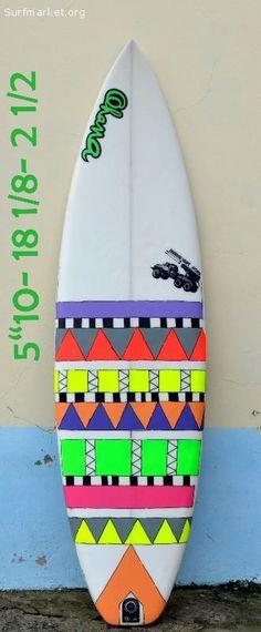 Tabla ohanasurfboards en muy buen estado.  Incluye quillas.  medidas: 5 10- 18 1/8- 2 1/2  Shaper: Emerson Lópes  además disponemos de un amplio surtido de material de surf¡ CONTÁCTANOS¡¡¡