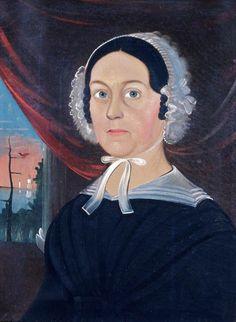 Sturtrvant J Hamblin (1817-1884) Woman from Boston