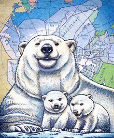 Chet Phillips – Polar Bear Campaign