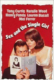 Sex and the Single Girl ~ A womanizing reporter for a sleazy tabloid magazine impersonates his hen-pecked neighbor in order to get an expose on renowned psychologist Helen Gurley Brown. Single Girl Poster ~ 1964
