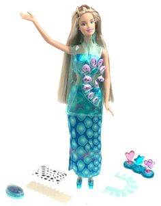 *2002 Amazing nails Barbie doll #53379