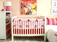 Turn your nursery into a work of art #BabyCenterBlog #ProjectNursery