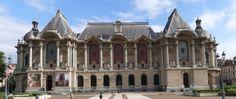 Palais des Beaux-Arts de Lille. Fine Arts Museum.