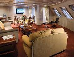 cruceros lujosos interior