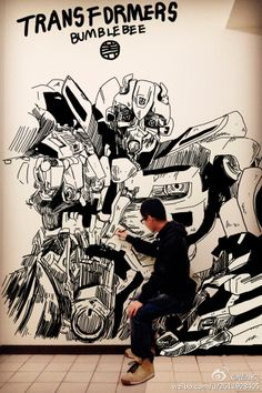 Gaikuo-Captain Draws Realistic Illustrations and Artwork Spiderman, Batman, Iron Man, Paper Child, Perspective Art, Manga Pages, Graffiti Art, Comic Art, Illustrators