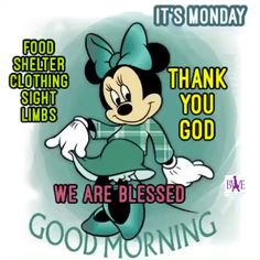 Monday Morning Blessing, Good Morning God Quotes, Morning Inspirational Quotes, Good Morning Happy, Good Morning Messages, Monday Greetings, Morning Greetings Quotes, Monday Quotes Positive, Positive Vibes