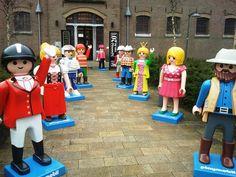 Grote Playmobil pop