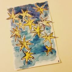 #progettowerther: Stars