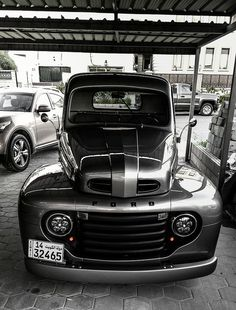 Ford F-1 | by vipersrt-man
