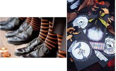 Haunted Hallo-weddings inspiration for themed weddings at Gretna Green