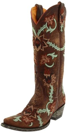 Boots Boots Boots I LOVE  ...Old Gringo Women's Priscila Western Boot