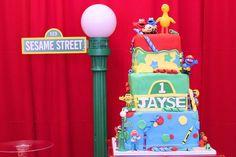 Sesame Street Birthday Party Ideas | Photo 1 of 29