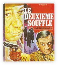 Le Deuxieme Souffle (1966) Stars: Lino Ventura, Paul Meurisse, Raymond Pellegrin, Christine Fabréga ~  Director: Jean-Pierre Melville