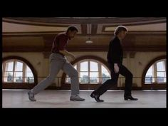 "Gregory Hines Mikhail Baryshnikov: ""Duo Dance"" (White Nights [HD] LOVE this dance Duo Dance, Dance Art, Ballet Dance, Isadora Duncan, Shall We Dance, Lets Dance, Gregory Hines, Everybody Dance Now, Dance Movies"