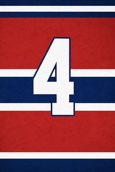 """""""Jean Beliveau Jersey on Print. See more at www.finesportsprints.com #beliveau #jerseyart #canadiens Hockey Teams, Hockey Players, Ice Hockey, Hockey Stuff, Montreal Canadiens, Of Montreal, National Hockey League, A Team, Nhl"""
