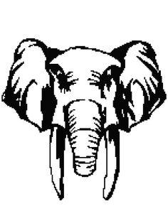 Elephant Blanket Pattern