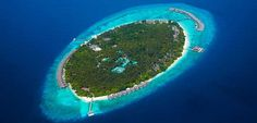 The Dusit Thani Resort in Maldives