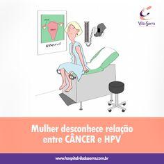 De acordo com pesquisa do Ibope, mulheres desconhecem que a vacina contra HPV atua na prevenção do câncer. Muitas mulheres ainda não realizam o exame Papanicolau regularmente.