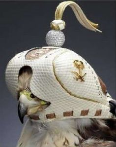 Pet Supplies Falconry Hoods Dutch Size 57mm Professional Design