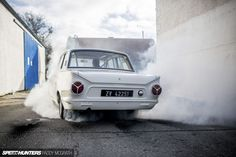 The Other Kind: A Lancer Turbo Cortina - Speedhunters Classic Hot Rod, Ford Classic Cars, Old Fords, Car Ford, Mk1, Old Skool, Car Show, Custom Cars, Cool Cars