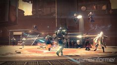 nice Map Quest – A Glimpse At Destiny: Increase Of Iron's New Crucible Battlefields