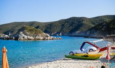 Things to do in Sithonia, a peninsula of Halkidiki in Greece Beach Hotels, Where To Go, Restaurant Food, Night Life, Things To Do, Greece, Resorts, Boat, Landscape