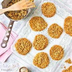 Kauralastut | Reseptit | Kinuskikissa Cereal, Breakfast, Recipes, Food, Morning Coffee, Essen, Meals, Ripped Recipes, Eten