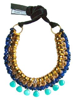 Shaoqing necklace - Clare Hynes jewellery