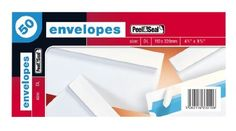 50 White Peel & Seal Envelopes DL by Club, http://www.amazon.co.uk/dp/B004BU35G6/ref=cm_sw_r_pi_dp_4u3gsb1VKNGWY