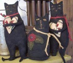 Oh my gosh! I love these kitties!!!