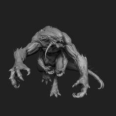 EVOLVE , Matt Tzeng on ArtStation at https://www.artstation.com/artwork/evolve-f6bfed93-6ccb-443e-ab2d-0d63e0b738fb