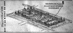 1882 - Buenos Aires, Exposición Continental Sud-Americana