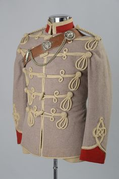 The Queens Westminster Rifle Volunteers Officers Edwardian Full Dress Tunic XGHS Vintage Military Uniforms, Military Dresses, British Army Uniform, British Uniforms, Vintage Gowns, Vintage Outfits, Indiana, Period Outfit, Indian Army