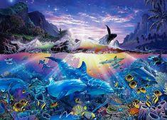 Ocean Dance ~ Christian Riese Lassen