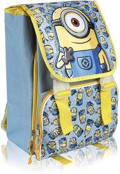 Minions, Backpacks, Holiday, Bags, Fashion, School Backpacks, Purses, Vacations, Fashion Styles