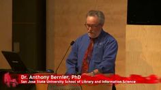 """Anthony Bernier and Dr. Jeremy Kemp of SJSU SLIS presented a joint keynote address titled """"Getting it Right: Evaluating Library Spaces and Services"""" at BayNet's annual conference. Each talk discussed an aspect of youth spaces in libraries. San Jose State University, New Teen, Keynote, Libraries, Conference, Presentation, Youth, Meet, Science"""