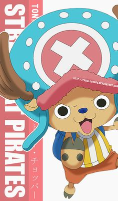 One Piece Wallpapers Mobile : SHP , Chopper by Fadil089665.deviantart.com on @DeviantArt
